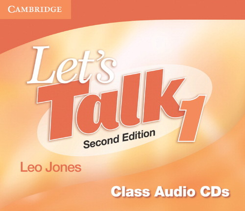 Let\'s Talk Level 1 Class Audio 3 CD