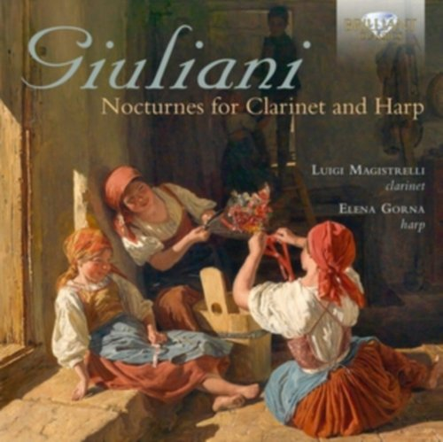 NOCTURNES FOR CLARINET AND HARP