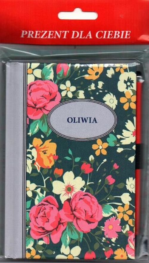Notes imienny Oliwia