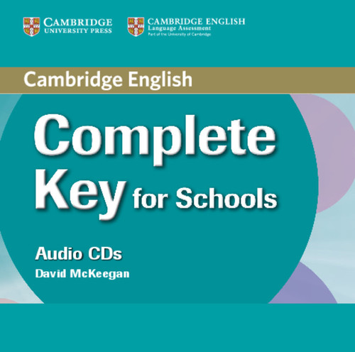 Complete Key for Schools Class Audio 2CD