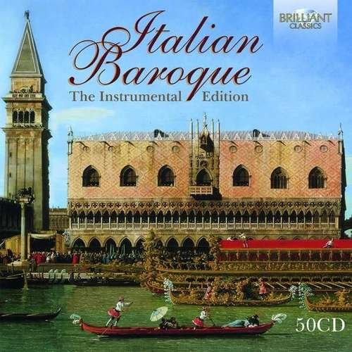 ITALIAN BAROQUE The Instrumental Edition