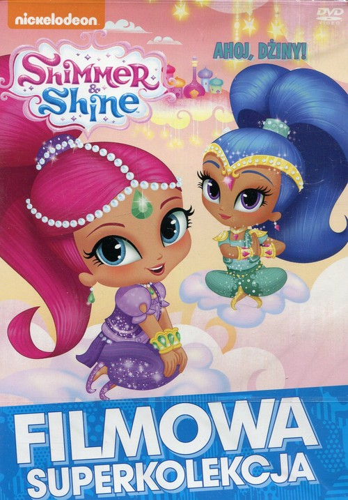 Shimmer And Shine Ahoj Dżiny!