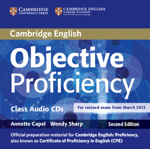Objective Proficiency Class Audio 2CD