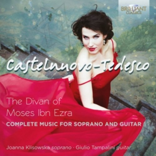 COMPLETE MUSIC FOR SOPRANO AND GUITAR